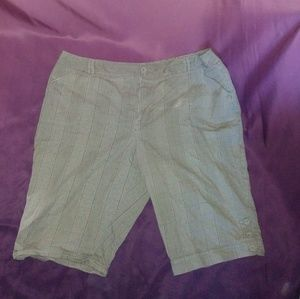 Venezia Plaid Shorts